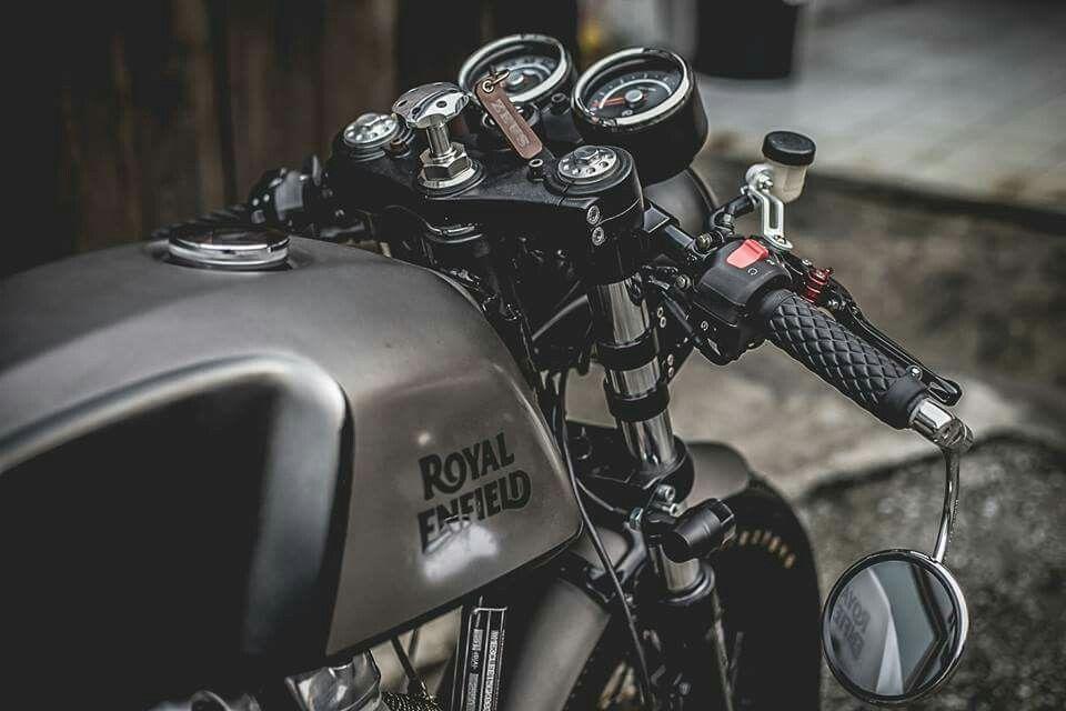 Royal Enfield Zeus Customs Motor
