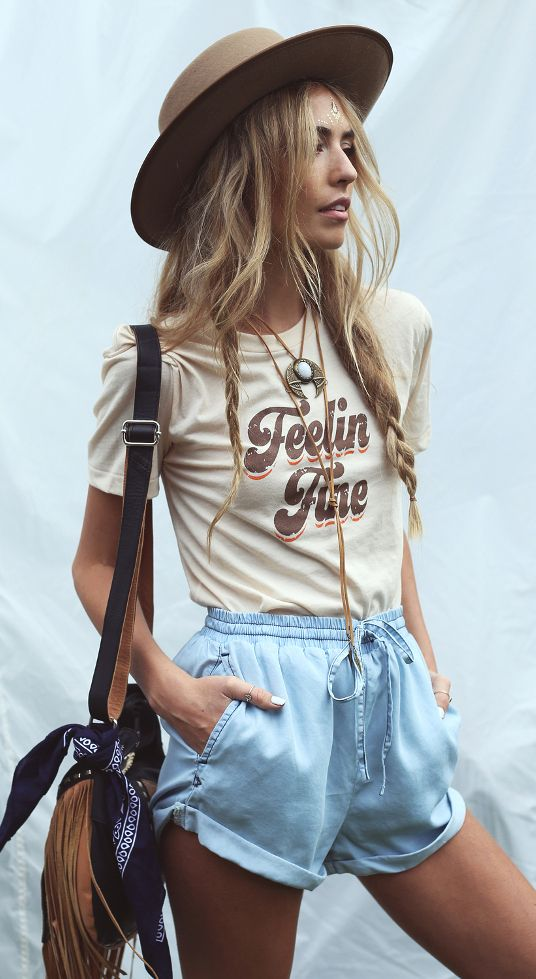 Hippie Summer Outfit