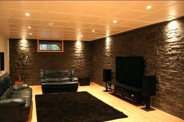 Basement Ceiling Ideas That Are Best For You U2013 Basement Decoration Ideas.  One Of The Most Important Things To Consider When Remodeling ...