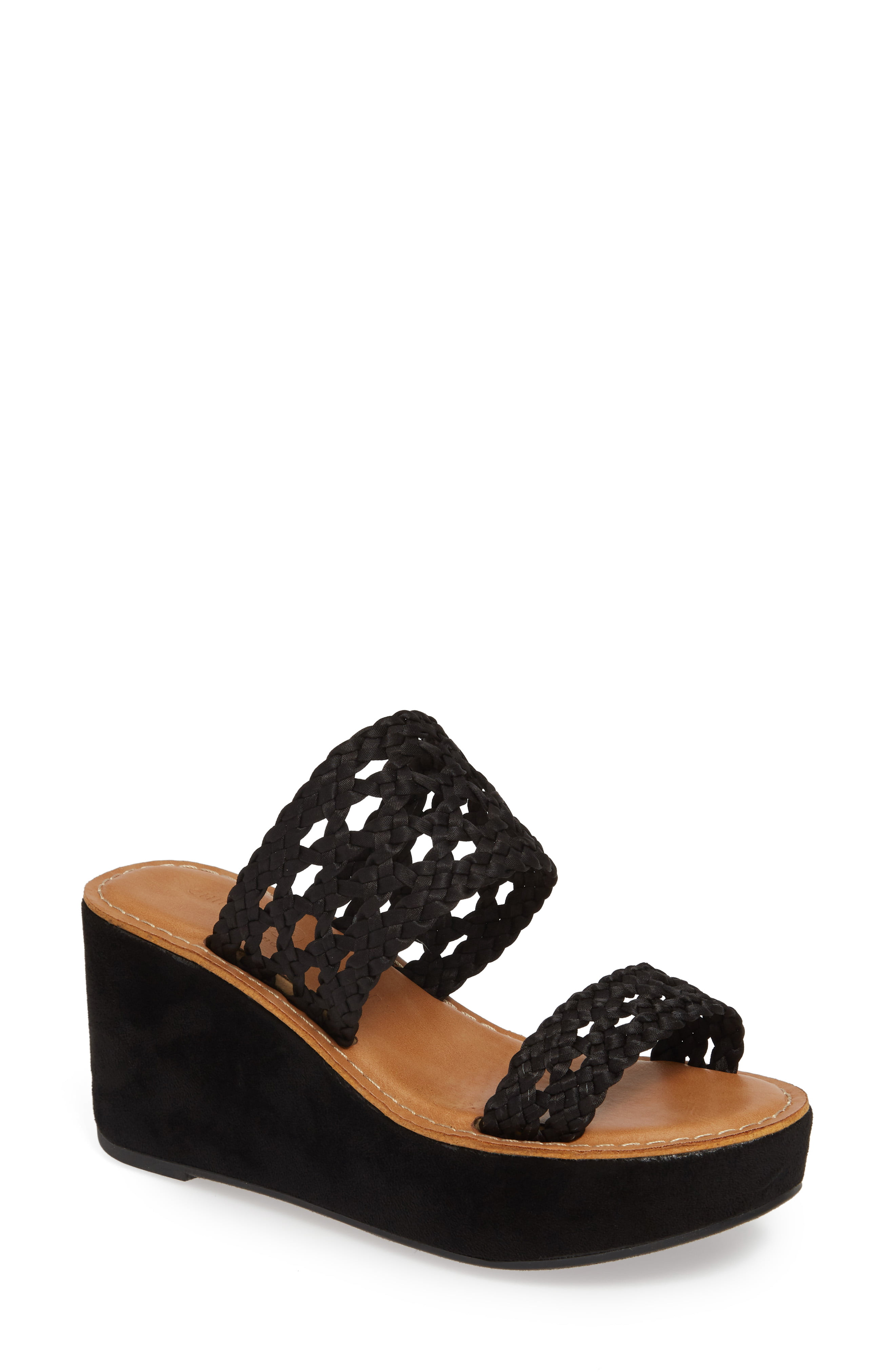 Chinese Laundry Orie Wedge Mule Women Wedge Mules Wedges