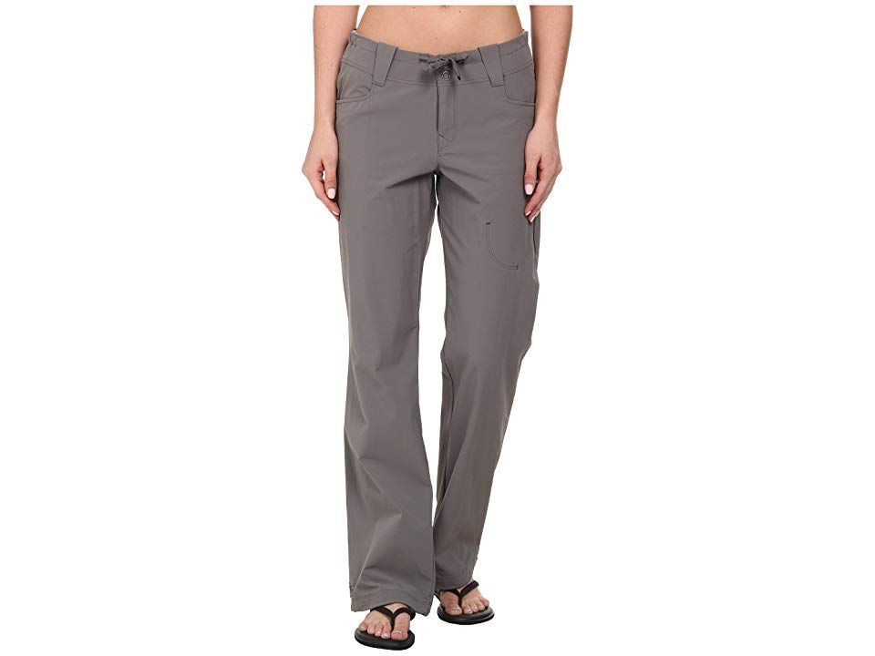 Outdoor Research Ferrosi Pantstm Pewter Womens Casual Pants When youre scrambling bouldering and climbing you need your gear to hold up without holding you back The durab...
