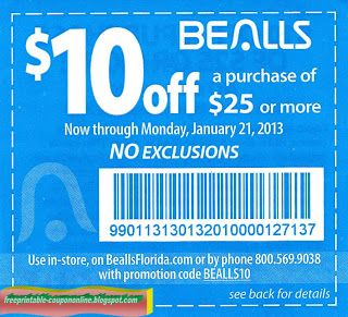 photo regarding Bealls Printable Coupons identify Cost-free Printable Bealls Discount coupons Free of charge Printable Coupon codes July