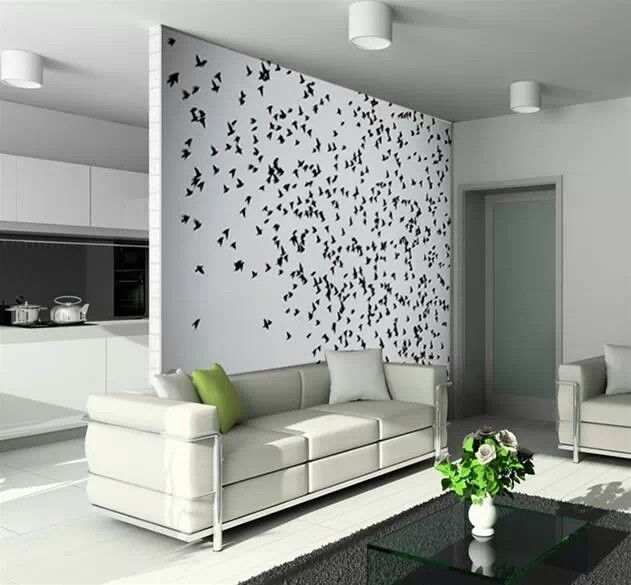 Perfect Simple But Elegant And Modern Room Divider. Interior WallsModern Home ...