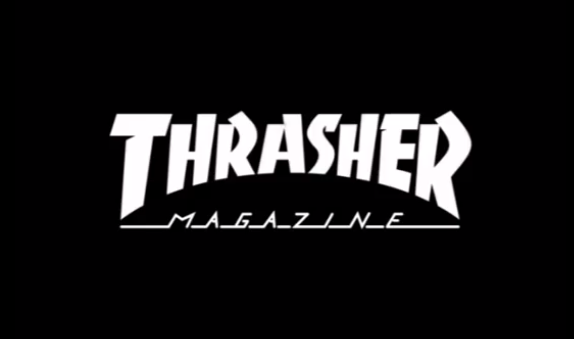 Thrasher Skate Goat Wallpaper