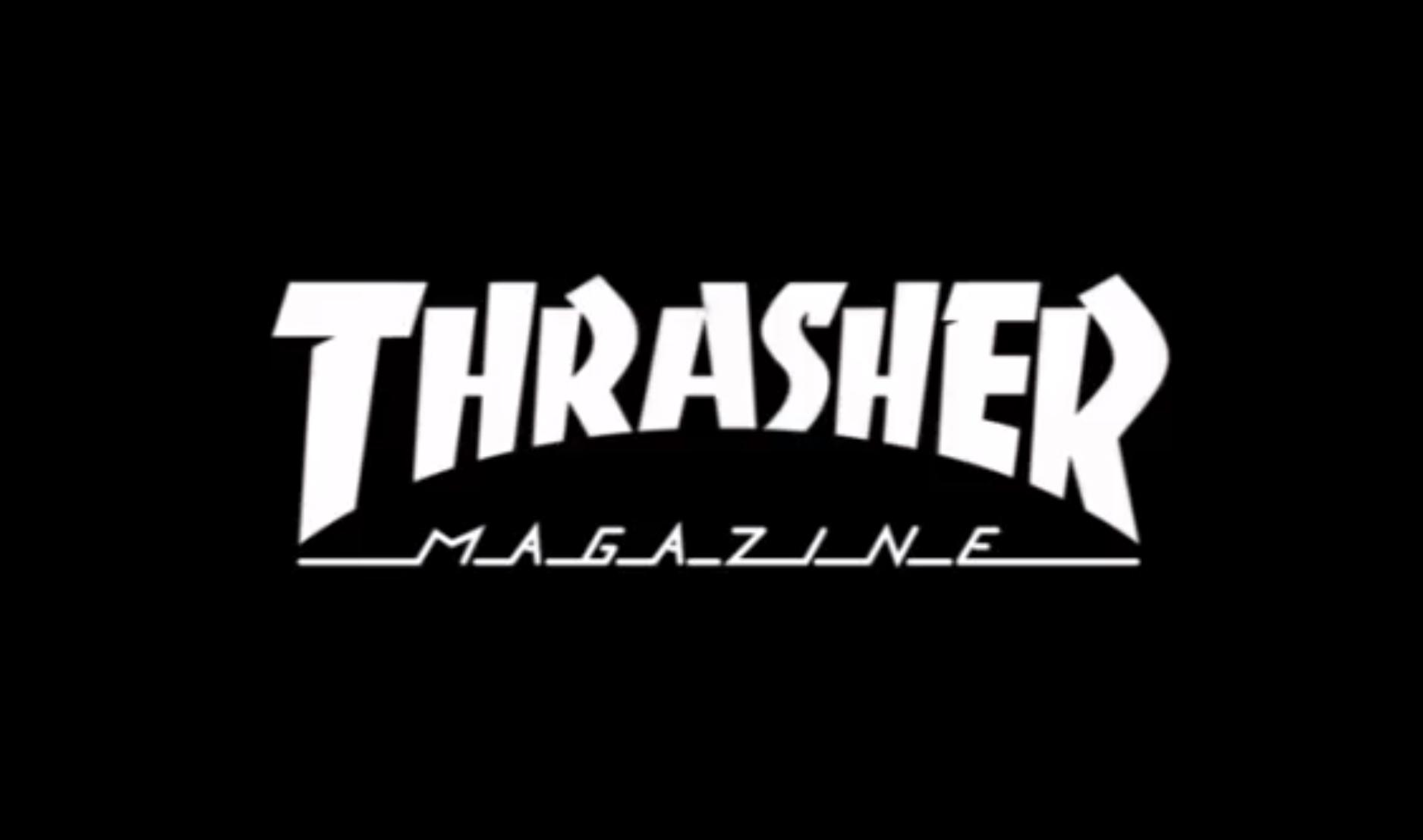 Thrasher Skate Goat Wallpaper