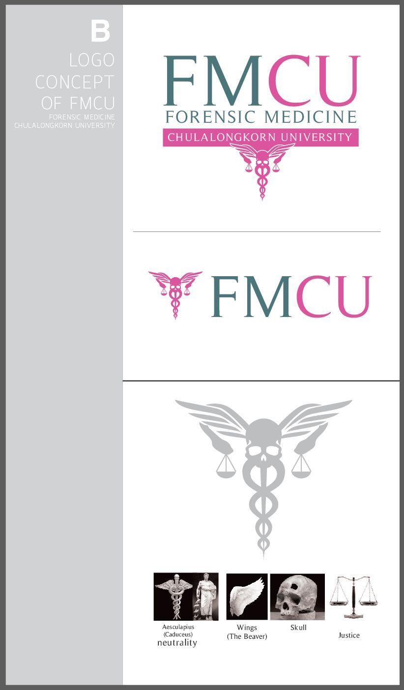Sktech Forensic Medicine Medicine Logo Logo Concept Forensics