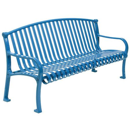 curved metal outdoor benches curved garden bench designed to fit