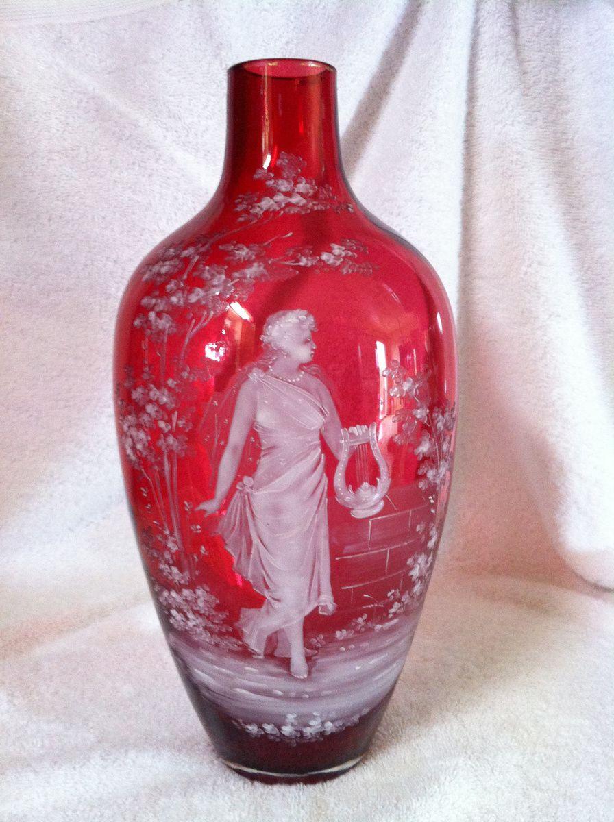 antique glassware types