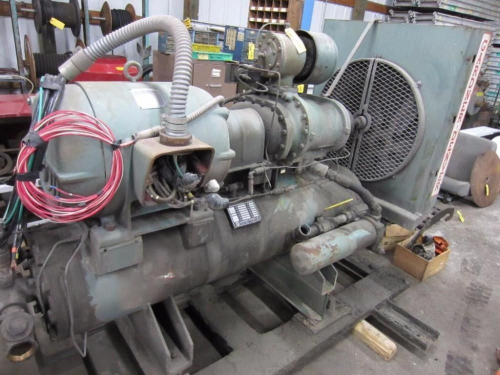 Gardner Denver Rotary Electra Screw Compressor 75Hp