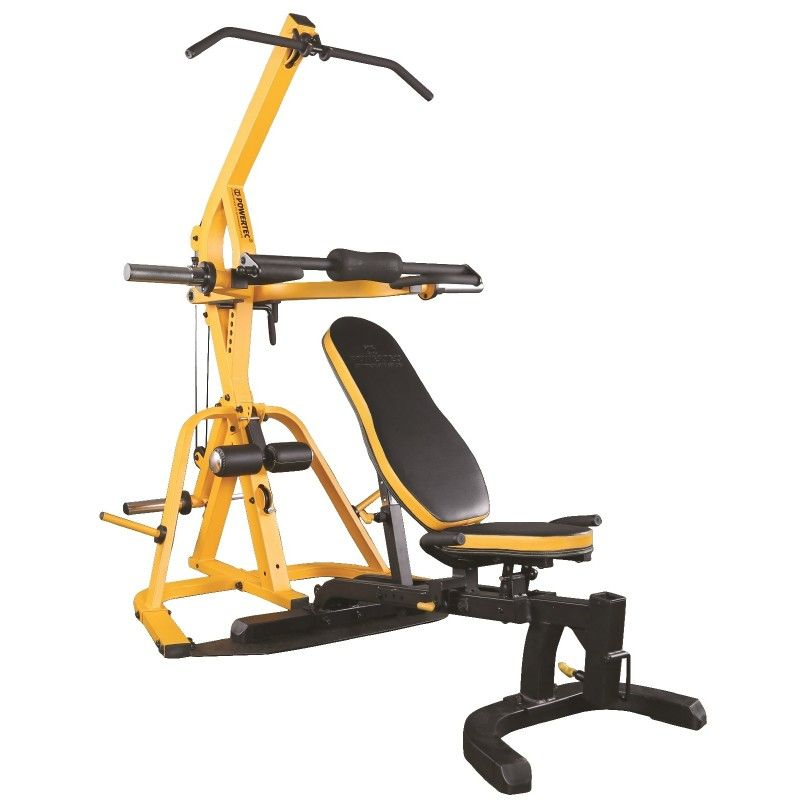 weight trainers bench powertec trainer lat functional coast fitness wb machines deluxe