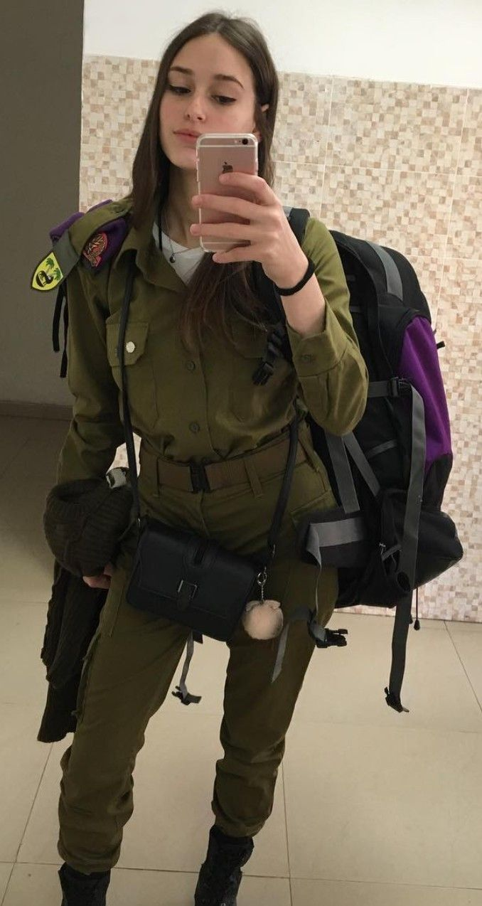 From Solve Isreals Problem | Idf women, Military girl