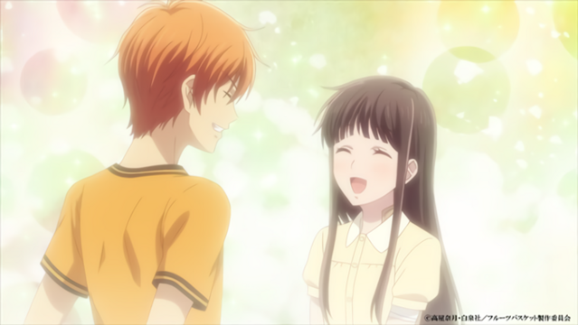 Fruits Basket New TV Anime's Second Season Confirmed for