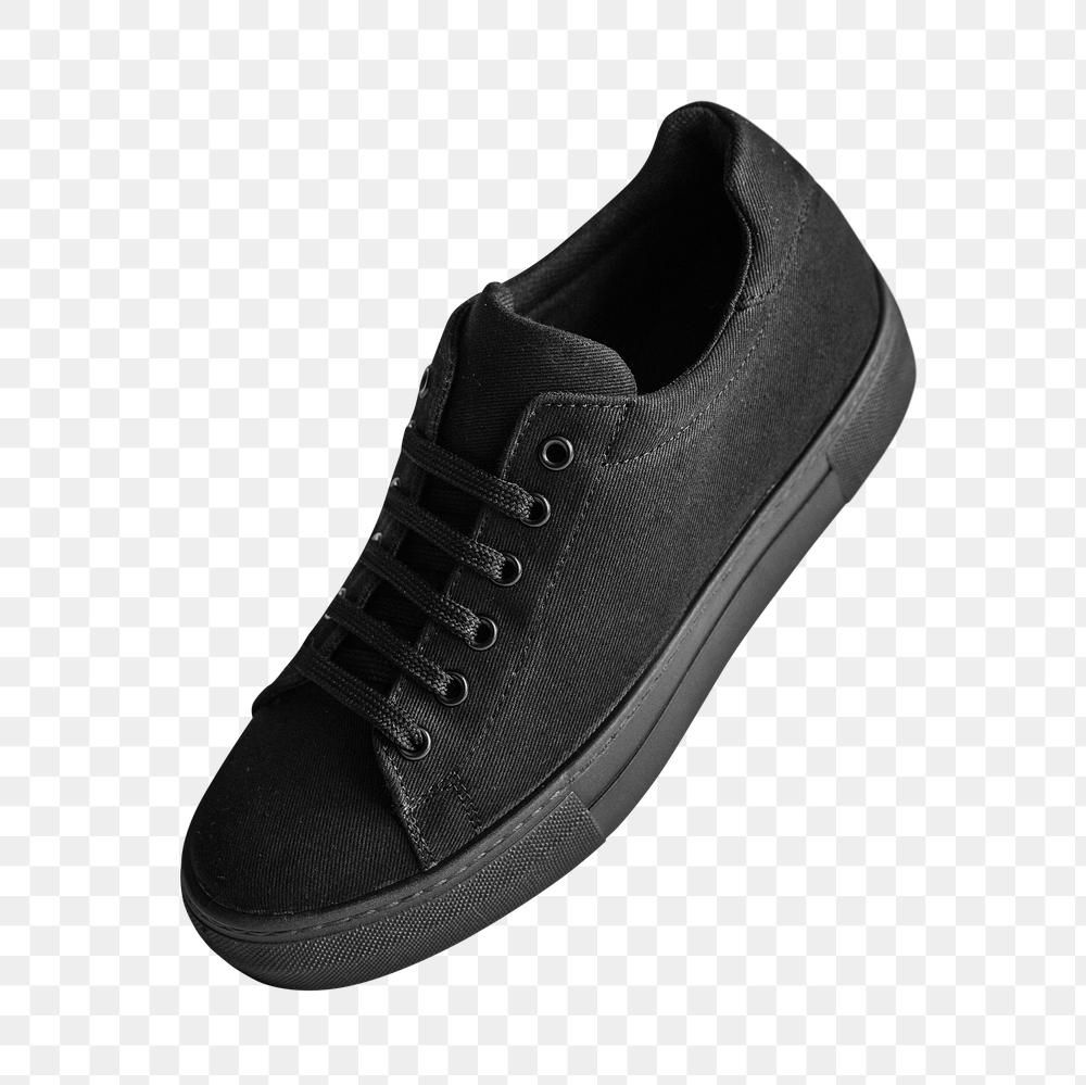 Download Black Canvas Sneaker Shoes Png Free Image By Rawpixel Com Felix Black Canvas Sneakers Canvas Sneakers