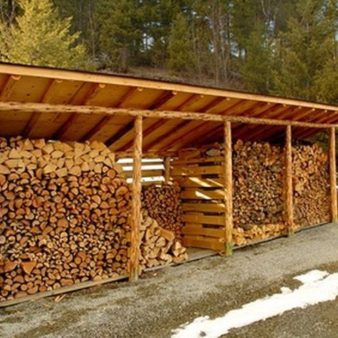 How To Build A Shed With A Sloped Roof In 2019 Firewood