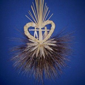 Scandinavian House Heart Tories Wheat Weaving Scandinavian Home Scandinavian Weaving