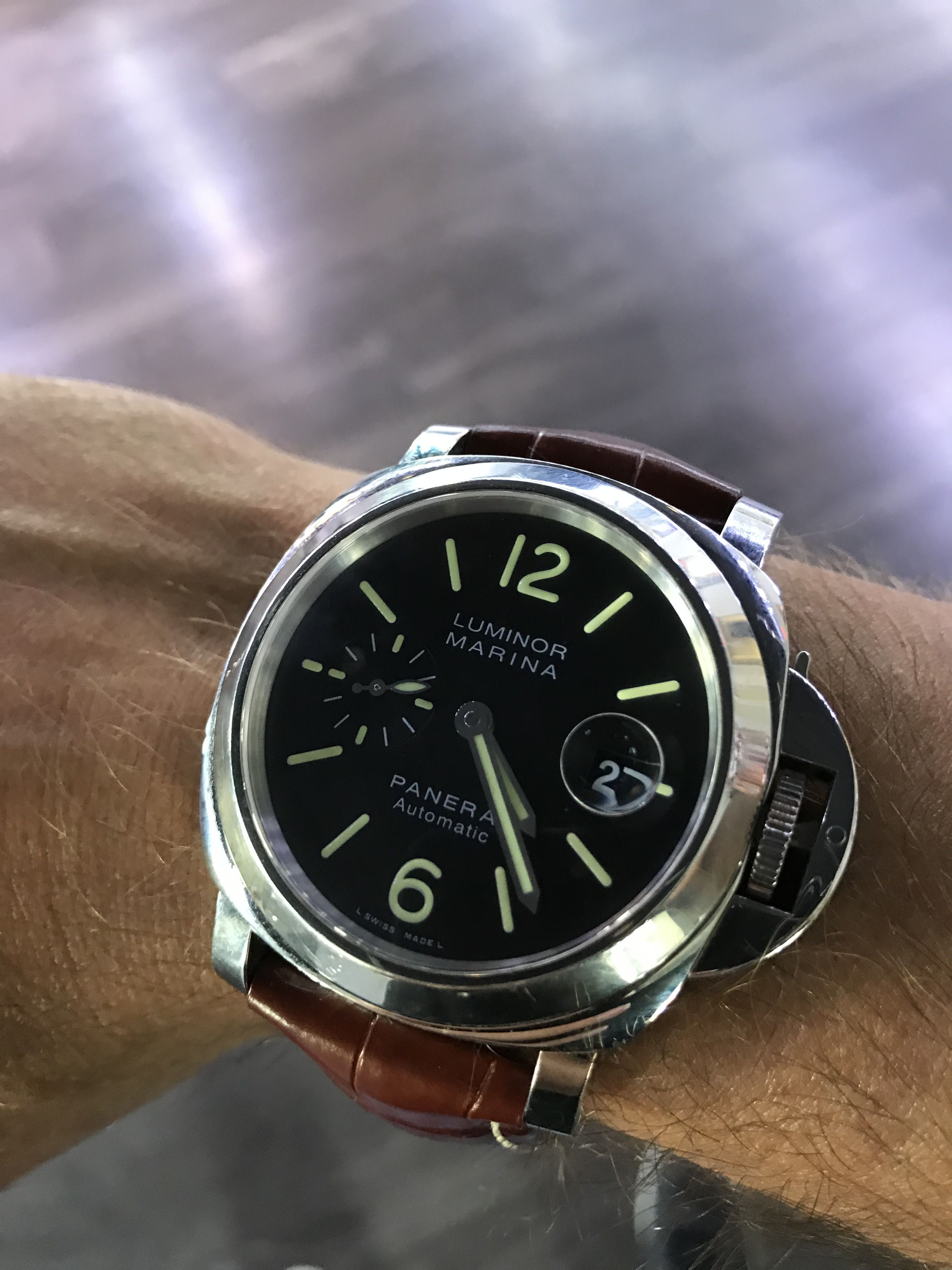 c053d2f81 From the very beginning the Panerai watch brand has had a deep rooted  culture in their