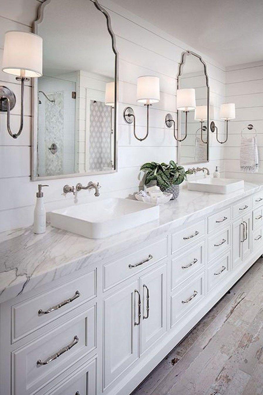 28 Stunning Master Bathroom Ideas Popy Home Bathroom Vanity Remodel Bathroom Remodel Master Rustic Master Bathroom