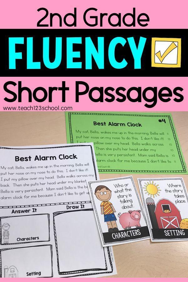 Fluency that is NOT Teacher Directed