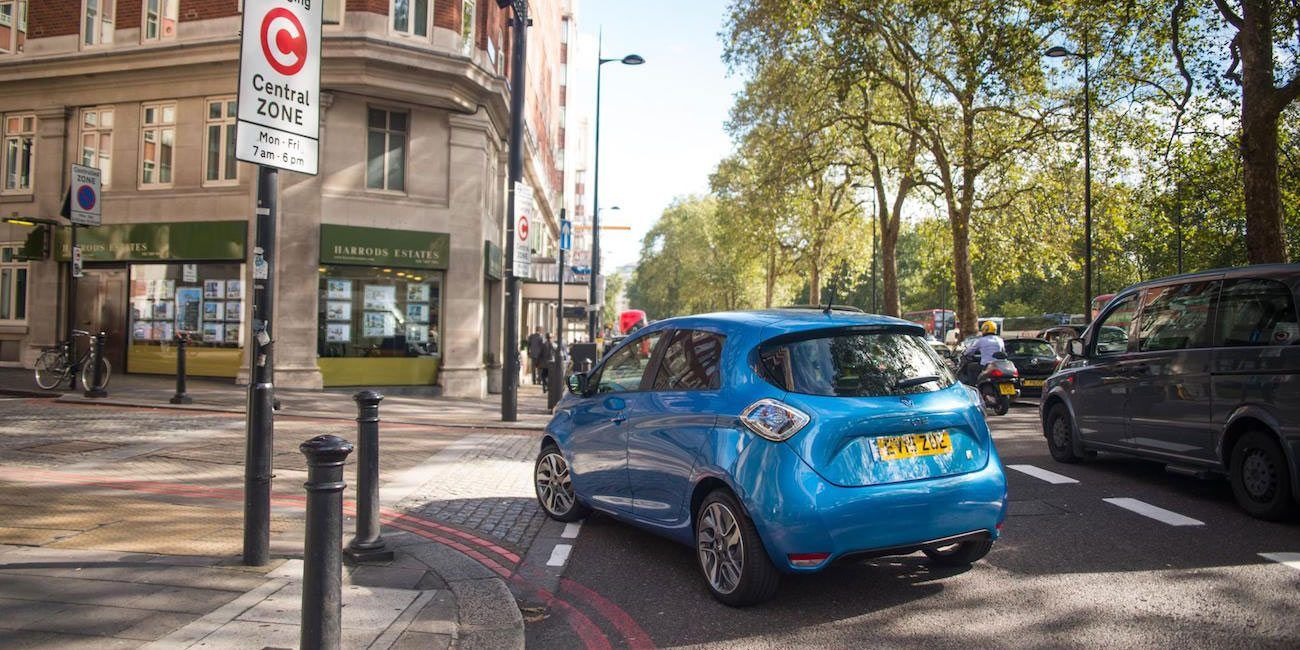 EVs are now cheaper to run than ICE cars per year in the