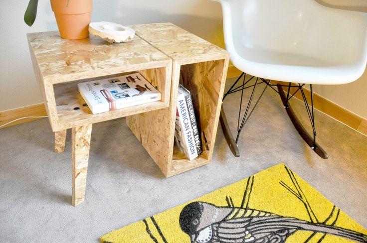 Bildergebnis für mit osb platten möbel bauen   Möbel   Pinterest ...
