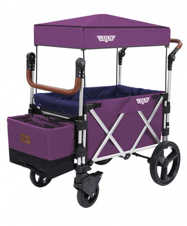 Keenz 7S Stroller Wagon, Purple Stroller, Baby strollers