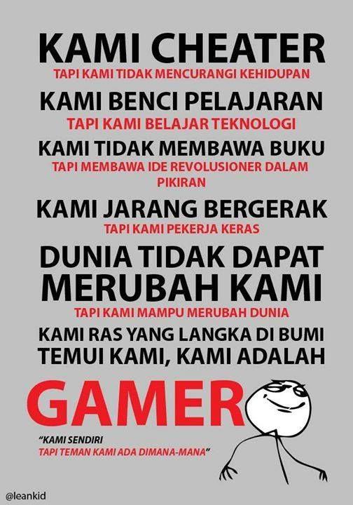 kata kata cinta anak gamers com