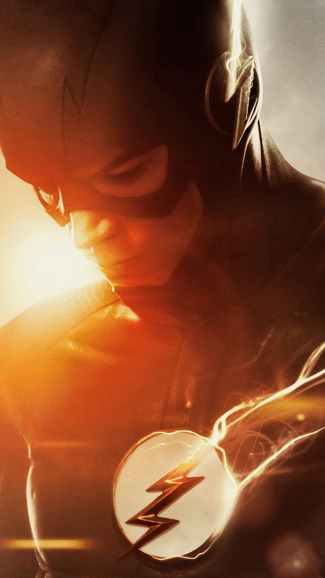 The Flash Tv Series Hero Film Art iPhone 8 Wallpapers
