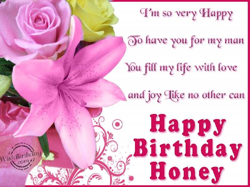 Happy birthday messages for husband Happy birthday – Happy Birthday Greeting for Husband