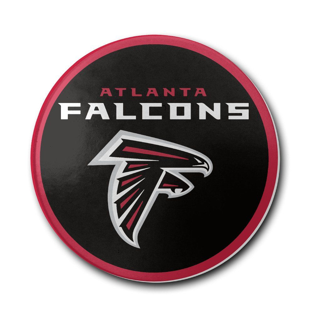 Atlanta Falcons Football Logo Round Coasters For Drinks Ceramic Awesome Products Selected By Anna Churchil Atlanta Falcons Tire Cover Atlanta Falcons Fans