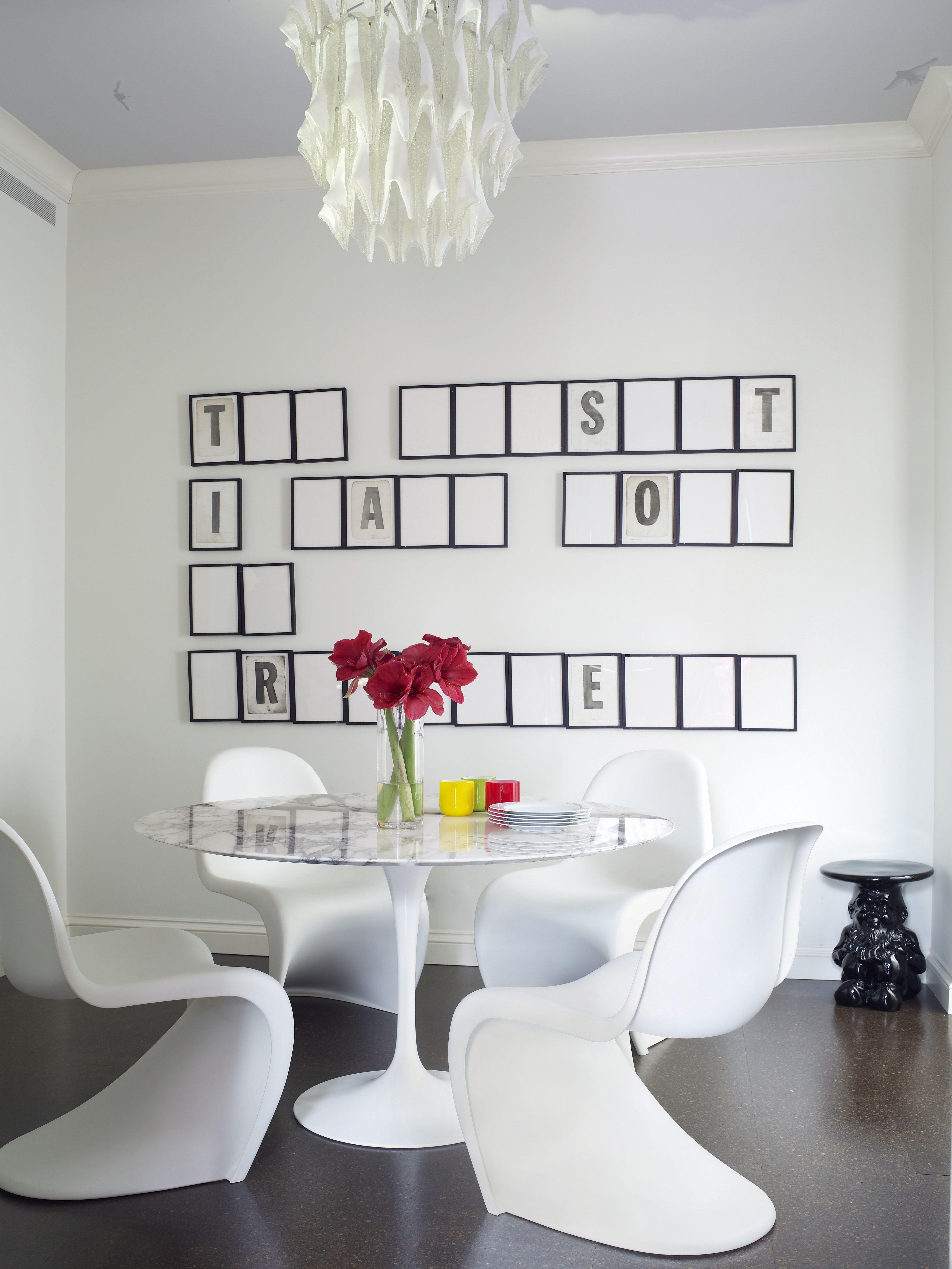 Upper East Side Apartment, Breakfast Room