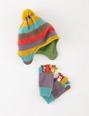 1b562f52129 Novelty Knitted Set 38218 Hats