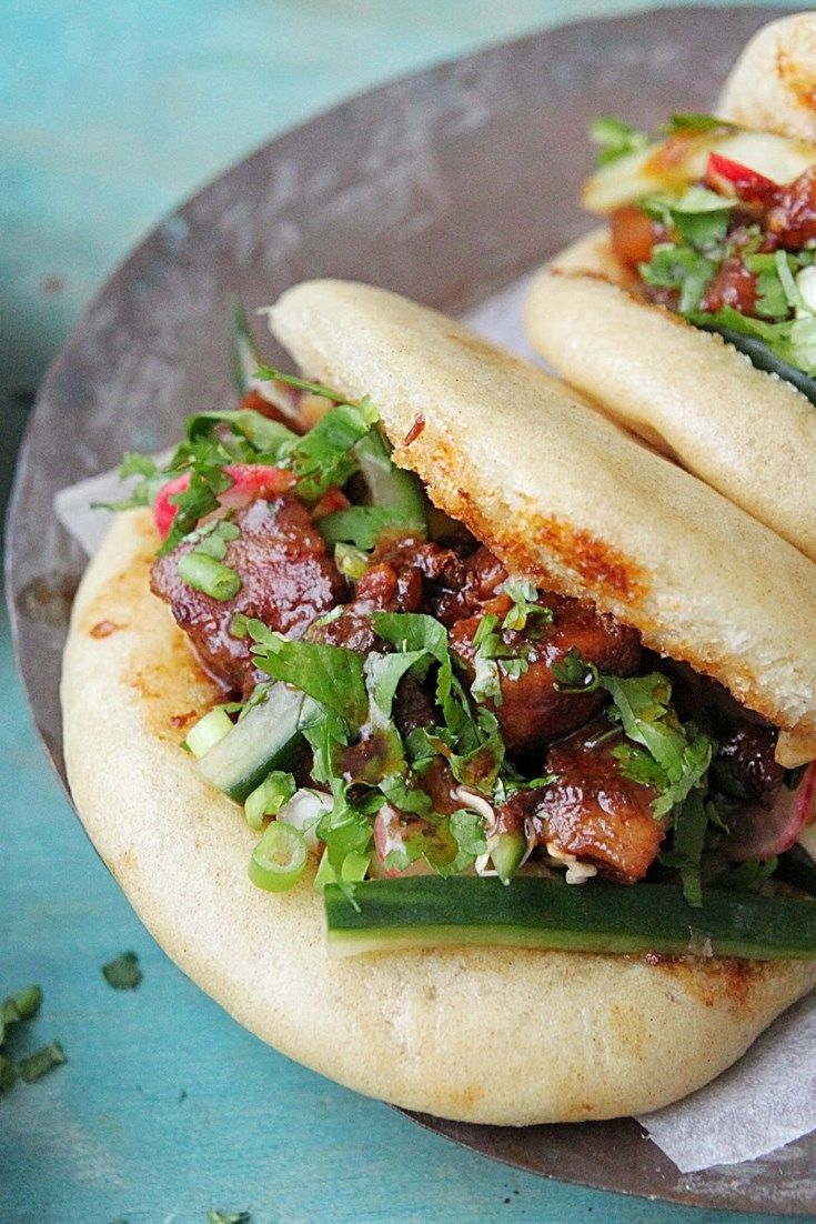 picture of asian bao