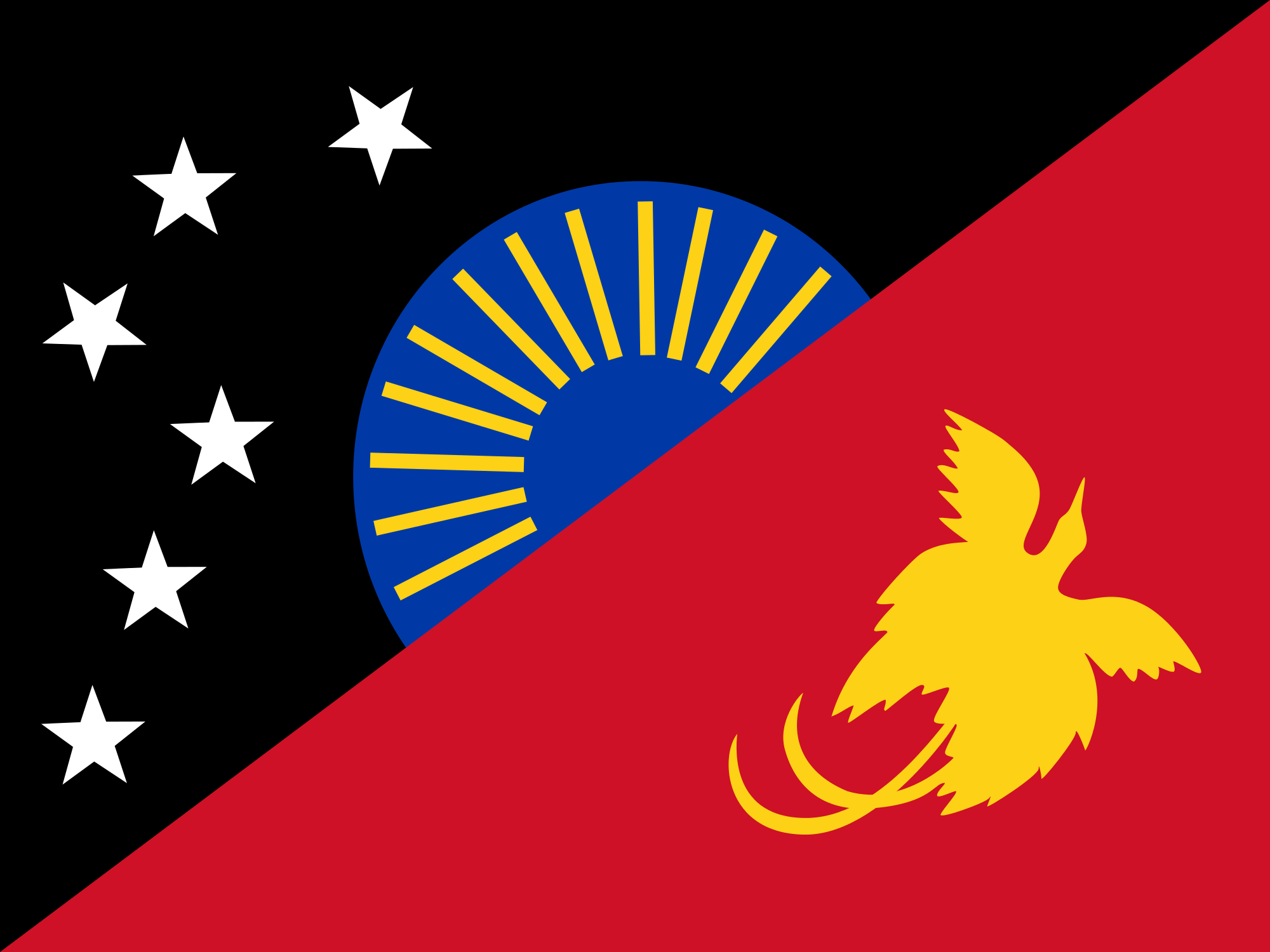 Sandaun Province | Flags of Australia And Countries Of Oceania ...