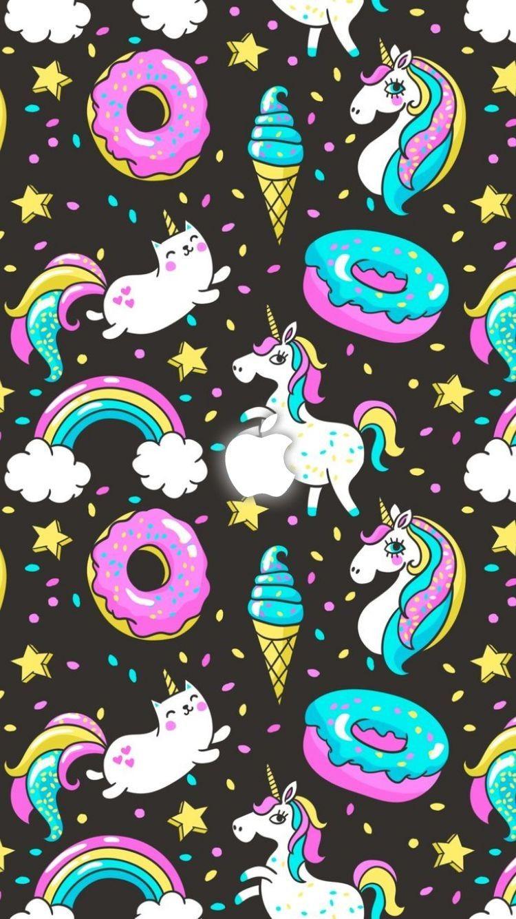 So Cute Bunny Wallpaper Unicorn Wallpaper Unicorn Wallpaper Cute Unicorn Art