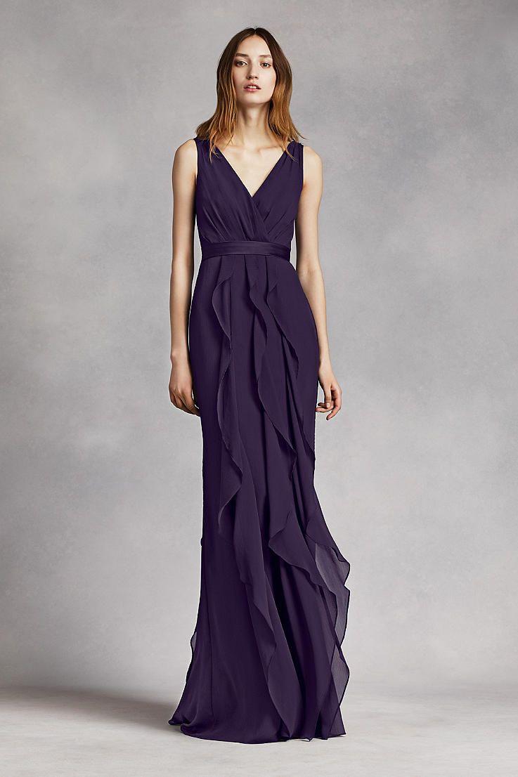 Bridesmaid dresses u gowns colors davidus bridal dresses