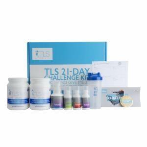 TLS 21 Day Challenge Kit from Market United Kingdom at SHOP.COM UK