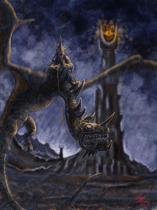 El Rey de los Nazgul / The King of the Nazgul