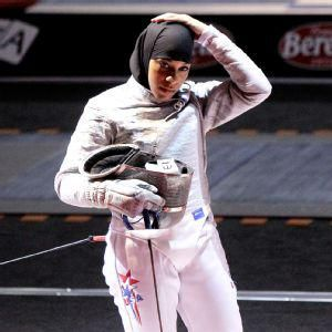 Wonder Woman Wednesday | Wonder Woman of the Week: Ibtihaj Muhammad