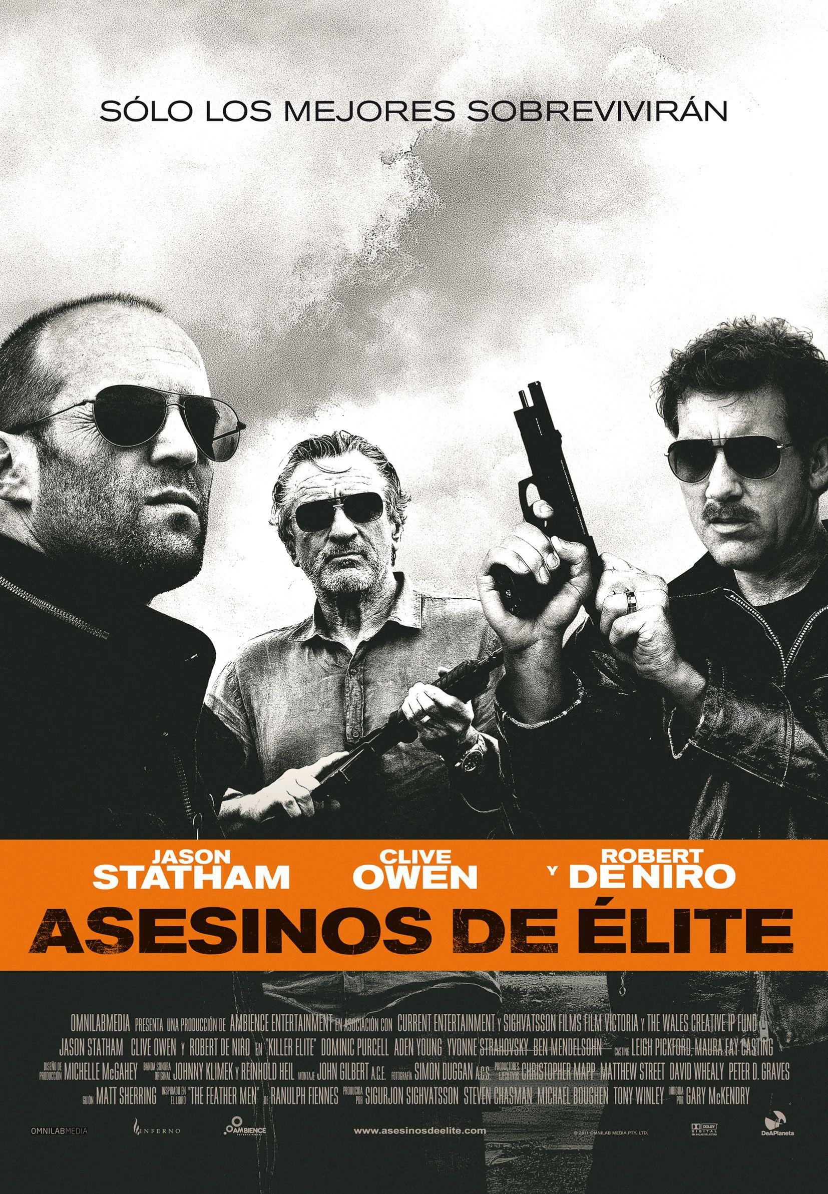 Asesinos De Elite 2011 Ver Online Http Youtu Be Z37ywoo6jtu Peliculas Completas Portadas De Peliculas Afiche De Pelicula