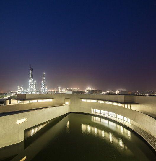 Edifício sobre a Água,© Fernando Guerra | FG + SG