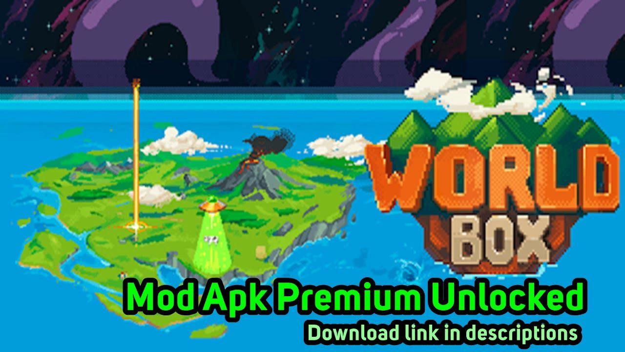 Worldbox Sandbox God Simulator 0 3 123 Apk Mod Premium Unlocked For An Pixel Art Sandbox No Game No Life