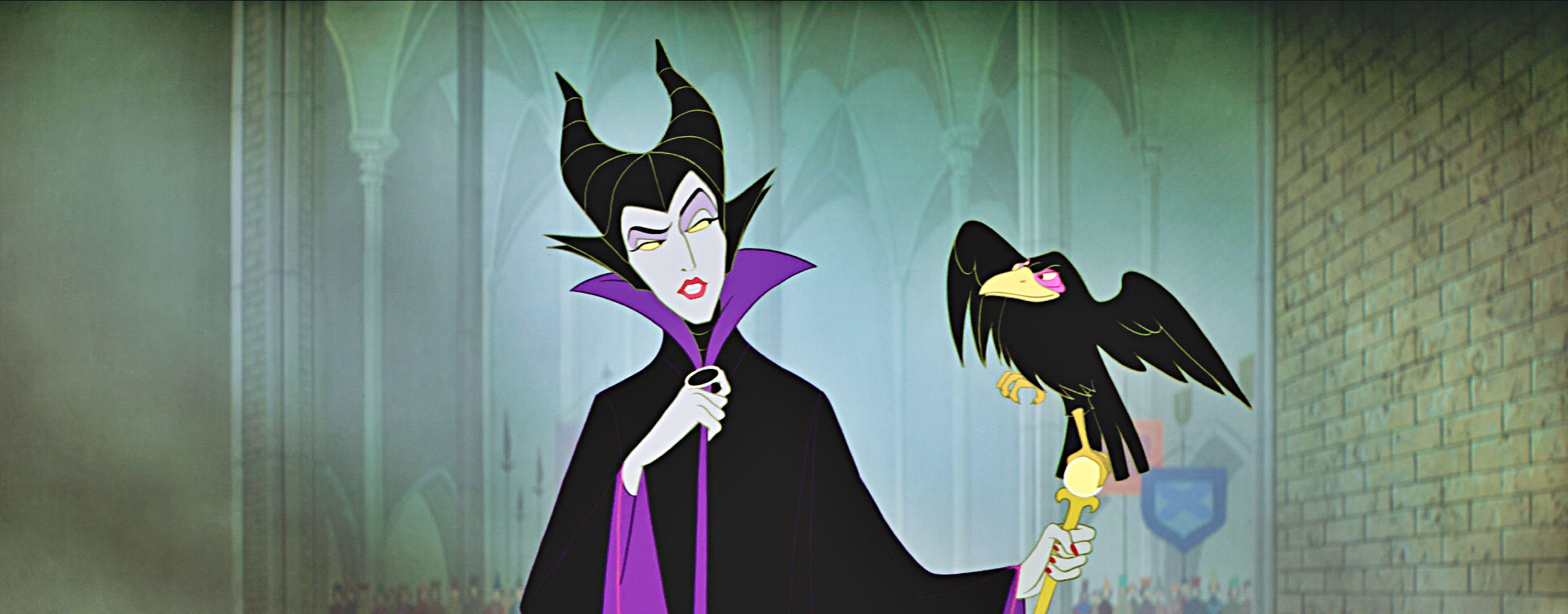 maleficent character | Walt Disney Screencaps - Maleficent