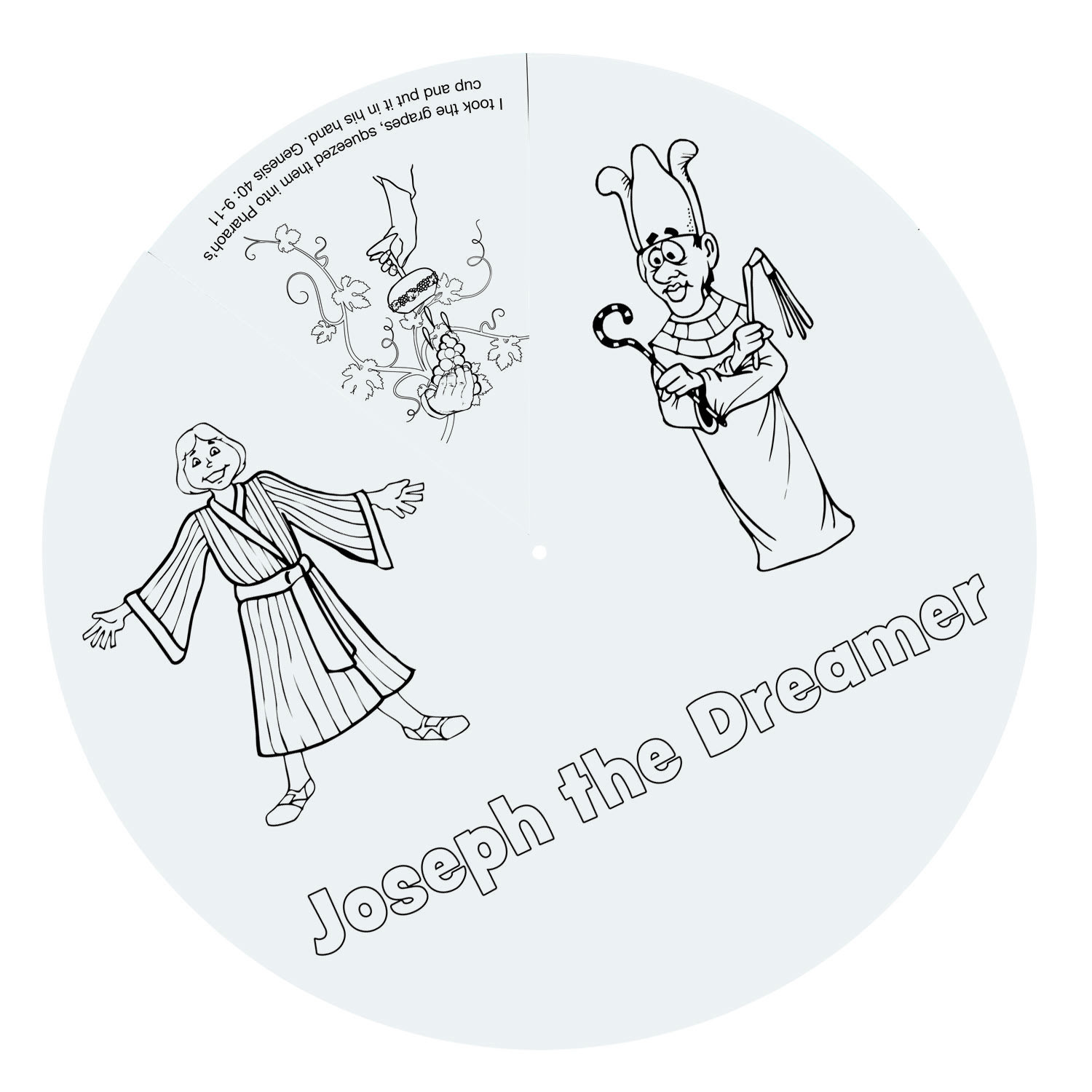 Joseph S Dream Wheels 216 835 From Guildcraft Arts Crafts