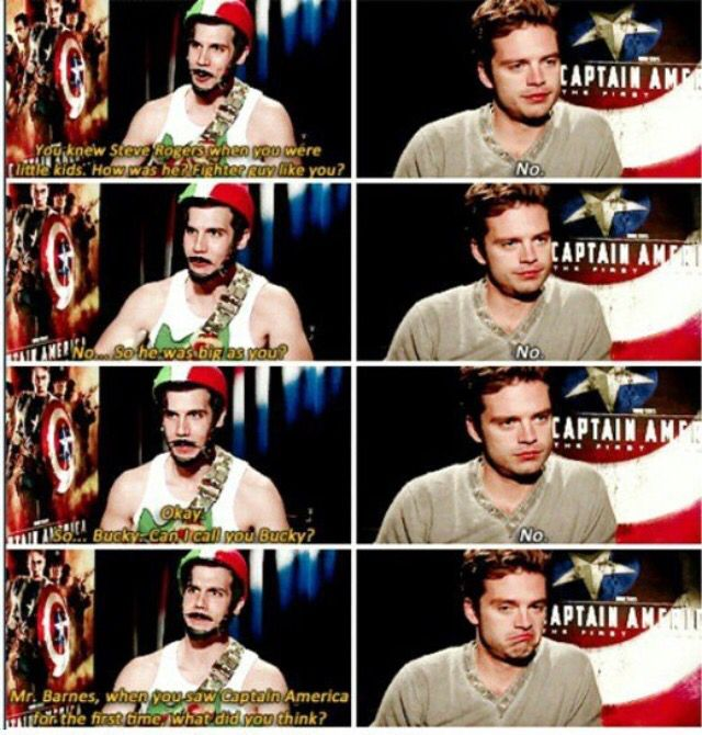 I love this interview omg #marvel