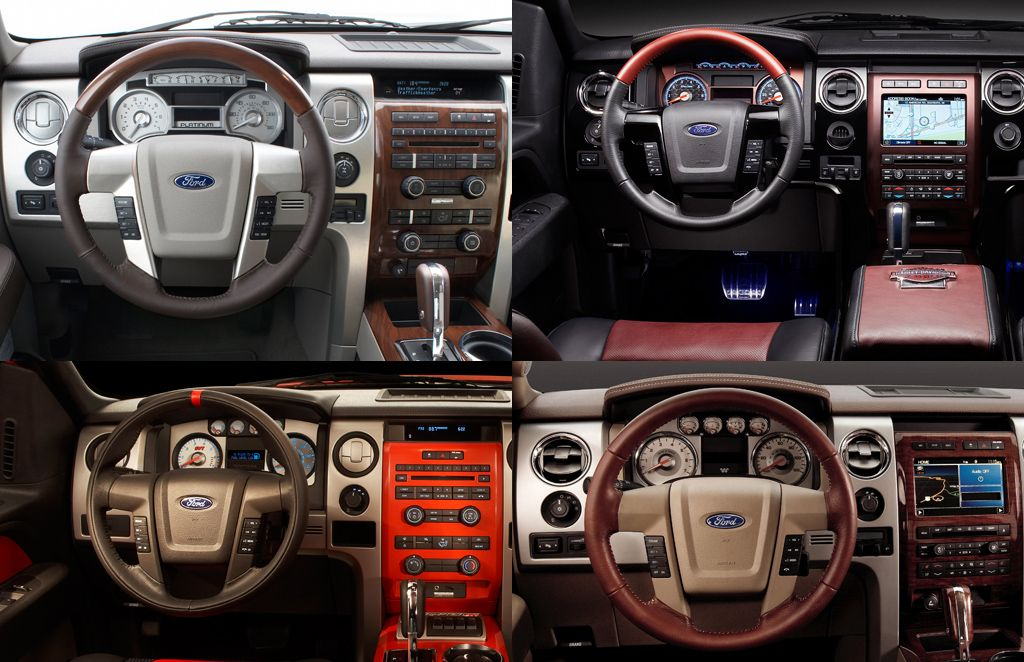 Ford F 150 Interiors King S Interiores