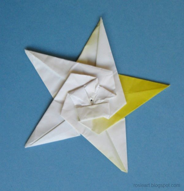 origami starfish my origami pinterest origami