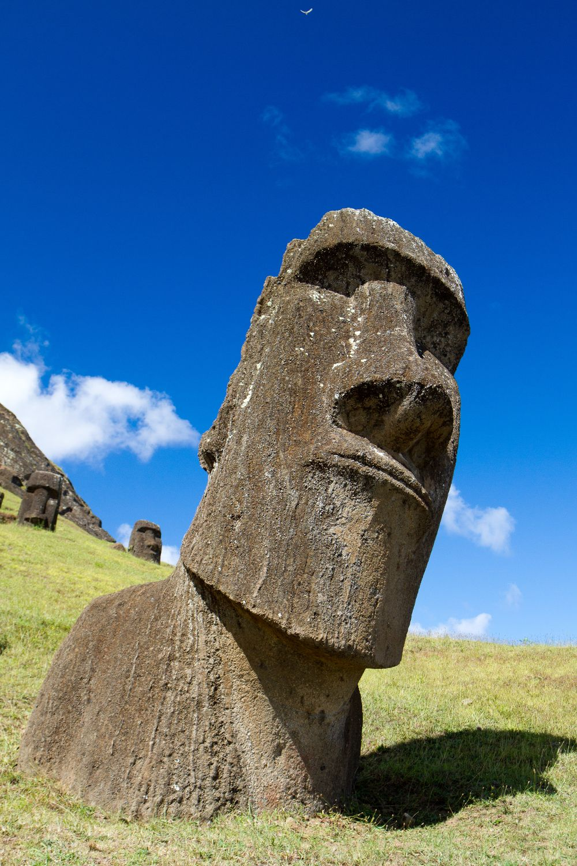Moai Statue  Things I just like  Ideal male body Statue
