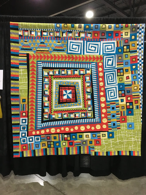 The Objects of Design: More NW Quilt Expo quilts