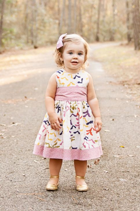 Free Dress Patterns for Girls from The Cottage Mama. www ...