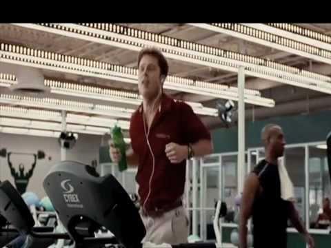 Just Like Me On The Treadmill Brad Pitt Burn After Reading Pitt